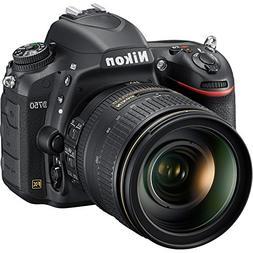 Nikon D750 Digital SLR Camera Body & AF-S 24-120mm f/4 G VR