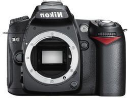 Nikon D90 with Af-s Dx Nikkor 18-55mm F/3.5-5.6g Vr Lens Kit