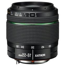 Pentax DA 18-55mm f/3.5-5.6 AL WR Zoom Lens 21880