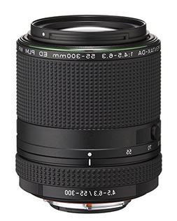 Pentax HD DA 55-300mm f/4.5-6.3 ED PLM WR RE Zoom Lens