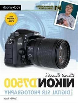 David Busch's Nikon D7500 Guide to Digital Slr Photography (