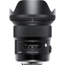 Sigma 24mm F/1.4 DG HSM Art Lens for Sony E