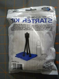 DSLR Camera and Video Camera 5 Piece Starter Kit DV-SK5  New