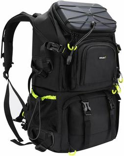 Endurax Extra Large Camera DSLR/SLR Backpack for Outdoor Hik