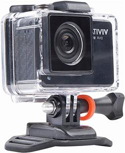Vivitar DVR917HD 4K Action Camera with Remote