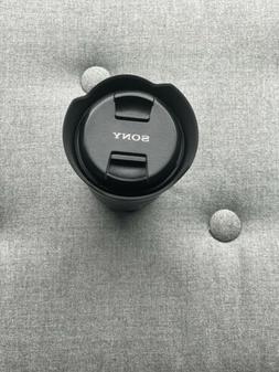 Sony E Mount 16-35mm F/4 Carl Zeiss Vario-Tessar T* ZA OSS F