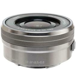 Sony E PZ 16-50mm f/3.5-5.6 OSS Lens for Sony E-Mount Camera