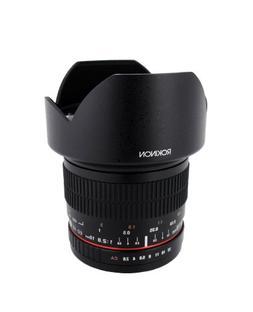 Rokinon 10mm F2.8 ED AS NCS CS Ultra Wide Angle Lens for Sam