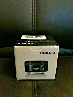 Canon EF 50mm f/1.8 STM Lens Standard Auto Focus Lens BRAND