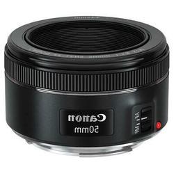 Canon EF 50mm f/1.8 STM Lens #0570C002