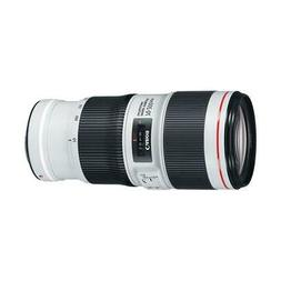 Canon EF 70-200mm f/4L IS II USM Autofocus Telephoto Zoom Le