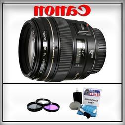 Canon EF 85mm f/1.8 USM Lens Kit