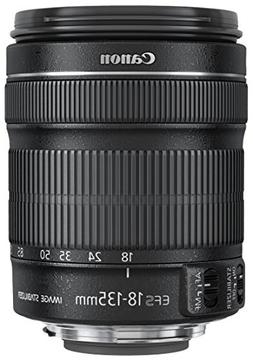 Canon EF-S 18-135mm f/3.5-5.6 IS STM Lens in White Box, with