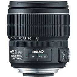 Canon EF-S 15-85mm f/3.5-5.6 IS USM UD Standard Zoom Lens fo