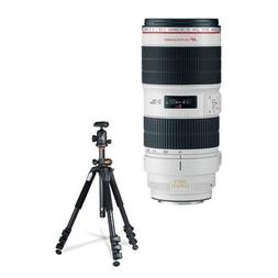 Canon EF 70-200mm f/2.8L IS II USM AutoFocus Telephoto Zoom