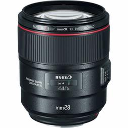 Canon EF 85mm F1.4L IS USM Lens USA Warranty Canon USA Auth.