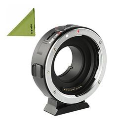VILTROX EF-M1 Automatic Focus Canon EF-mount Series Lens to