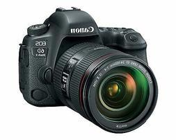 Canon EOS 6D Mark II DSLR Camera with EF 24-105mm USM Lens -