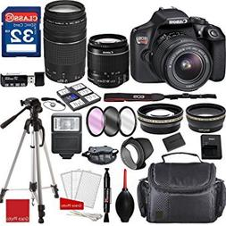 Canon EOS Rebel T6 DSLR Camera w/ EF-S 18-55mm f/3.5-5.6 IS