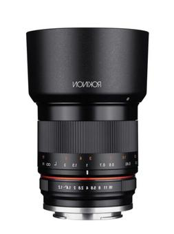 Rokinon 35mm f/1.2 ED AS UMC CS Lens for Sony E