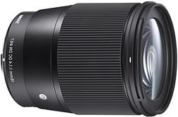 Sigma 16mm f/1.4 DC DN Contemporary Lens for Micro Four Thir