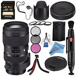 Sigma 50-100mm f/1.8 DC HSM Art Lens for Canon EF #693954 +