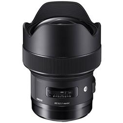 Sigma 14mm f/1.8 Art DG HSM Lens