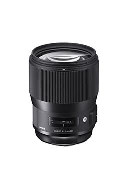 Sigma 135mm f/1.8 DG HSM IF ART Lens for Nikon DSLR Cameras
