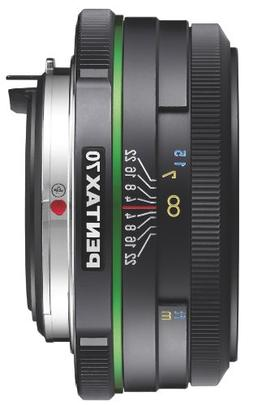 Pentax 70mm f/2.4 DA Limited Lens for Pentax and Samsung Dig