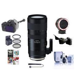 Tamron 70-200mm f/2.8 DI VC USD G2 Lens for Nikon DSLRs - Bu
