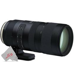 Tamron 70-200mm f/2.8 DI VC USD G2 Lens for Canon EOS DSLRs