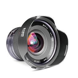 Meike 12mm F/2.8 Ultra Wide Angle Manual Foucs Prime Lens fo