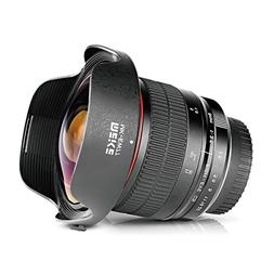 MEKE Meike 8mm f/3.5 Ultra Wide Angle Manual Focus Rectangle