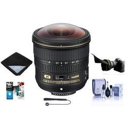 Nikon 8-15mm f/3.5-4.5E EDIF AF-S Fisheye NIKKOR Lens U.S.A.