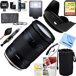 Tamron  18-400mm f/3.5-5.6 Di II VC HLD All-In-One Zoom Lens