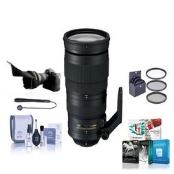 Nikon 200-500mm f/5.6E ED AF-S VR Zoom NIKKOR Lens - U.S.A.