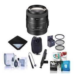 Sony 35mm f/1.4 G-Series Lens for Alpha A DSLR Mount Cameras