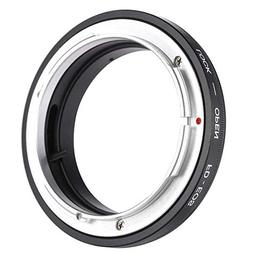Wanby FD-EOS Adapter Ring Lens Mount for