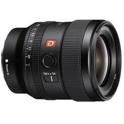 Sony G Master FE 24mm f/1.4 GM Lens for E-Mount #SEL24F14GM
