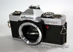 Minolta XG 9 SLR Film Camera Body Only