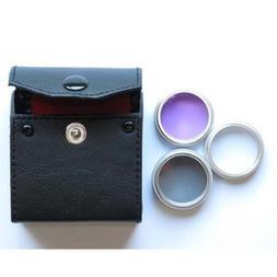 Neewer® 30mm 3-pc Filter Kit  For Sony PC-350 DCR-SR45 & An