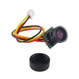 //New Firmware// Wide FPV Camera 700TVL 1/4 CMOS 1.8mm Lens