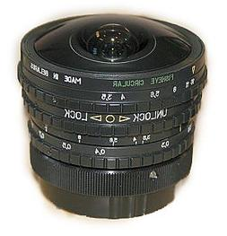 Belomo FISHEYE Peleng 3.5/8mm LENS for Sony Alpha, Minolta A