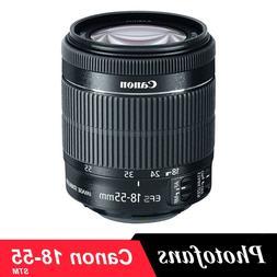 <font><b>Canon</b></font> 18-55 <font><b>Lens</b></font> <fo