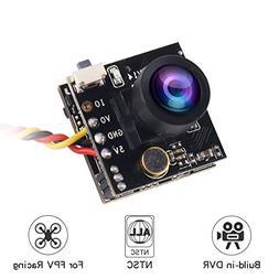 Crazepony FPV DVR Camera Turbowing CYCLOPS3 V3 720P Micro Vi