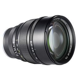 Mitakon ZhongYi 85mm f/1.2 Full Frame Manual Focus Portrait