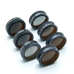 Lens filters for DJI Mavic Air, Mavic Air Accessories 4K Cam