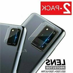 For Galaxy S20 Ultra S20+ S20 Camera Tempered Glass Lens Pro