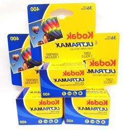 Kodak GC135-36 Max 400 Speed Color Print 35mm Film