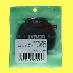 Genuine Pentax O-LC58 Front Lens Cap 58mm Lens Dust Cover Pr